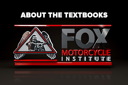 About Our Motorcycle Repair School Textbooks
