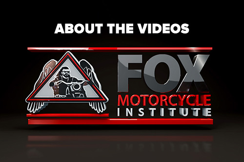 About Our Motorcycle Repair School Videos