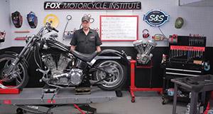 Harley Engine Repair Instructional Videos   Fox Motorcycle