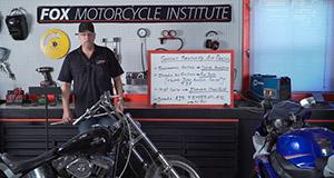 Harley Engine Repair Instructional Videos | Fox Motorcycle Institute
